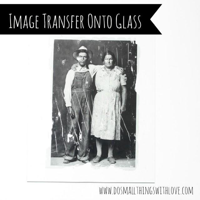 glass transfer