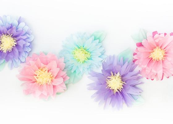 diy-tissue-flowers
