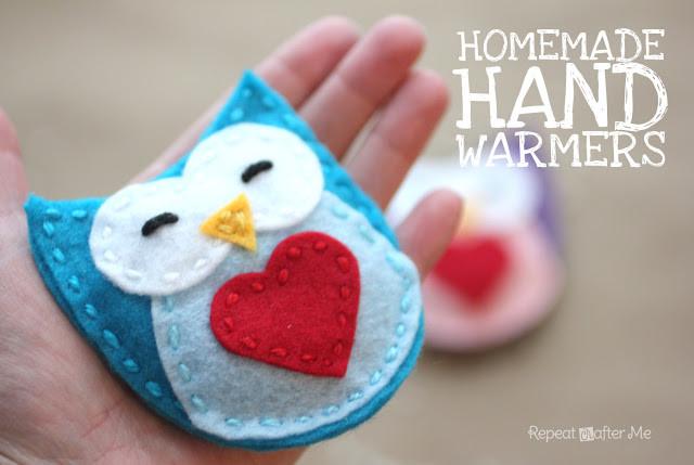 HomemadeHandWarmers