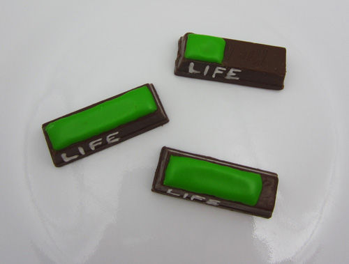 Candy Video Game Life Bars