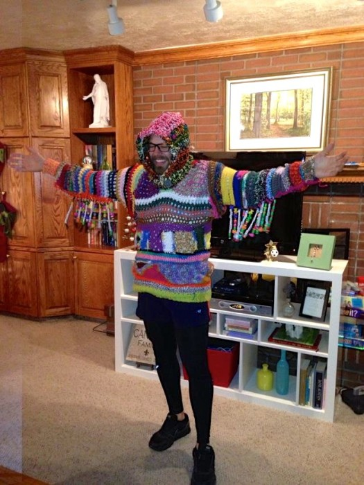 Knitted Ugly Christmas Sweater