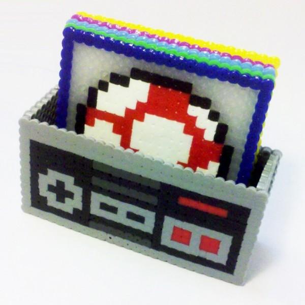 Mario Coasters in a Box