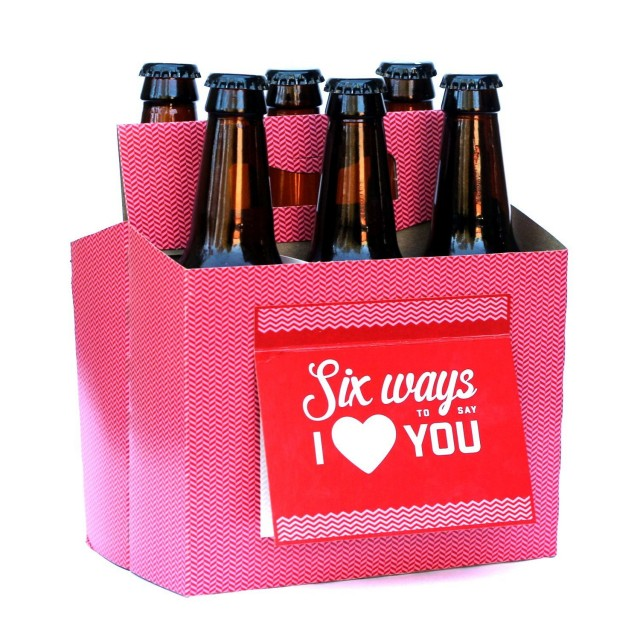 Beer Greetings for Romance