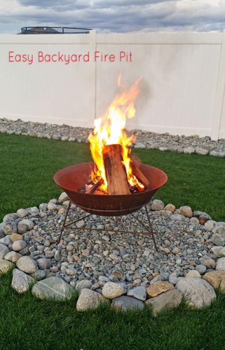 Easy-Backyard-Fire-Pit