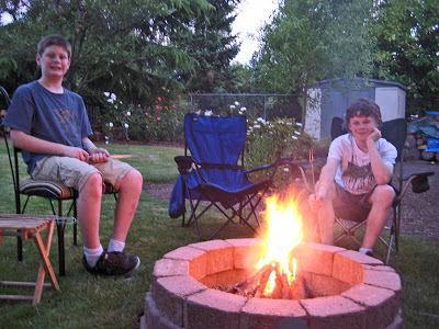 Make a Firepit in an Hour