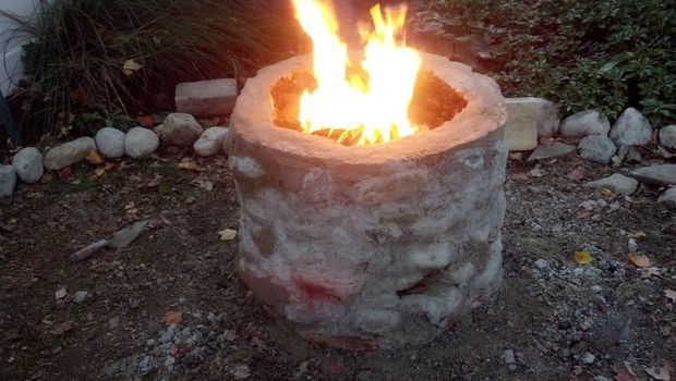 Old Well Fire Pit