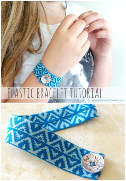 DIY Elastic Bracelet