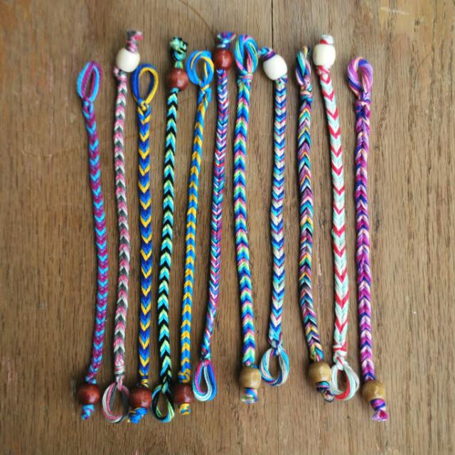 Fastest Friendship Bracelets Ever