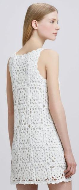 Free Crochet Dress Pattern to Try