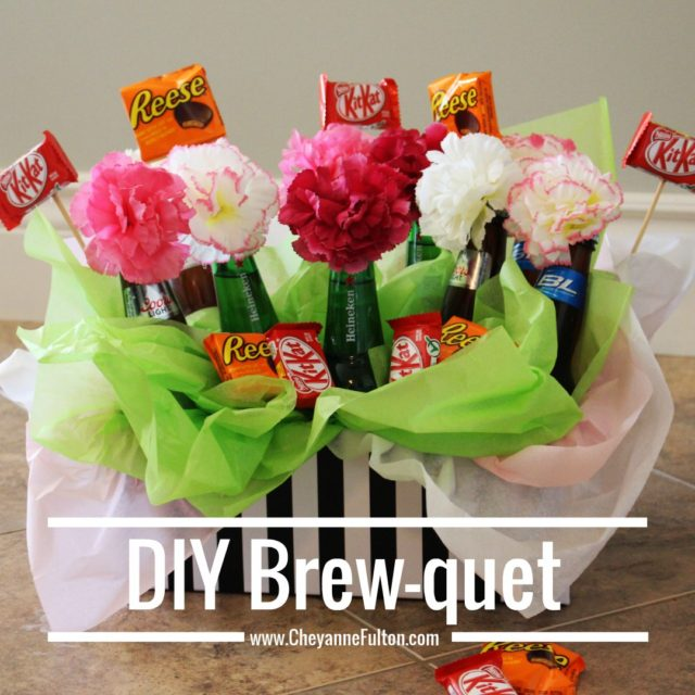 DIY Brewquet
