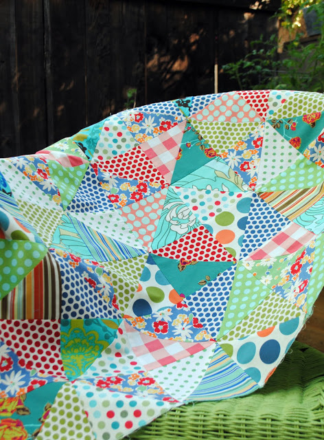 Quilt for a Childs Room