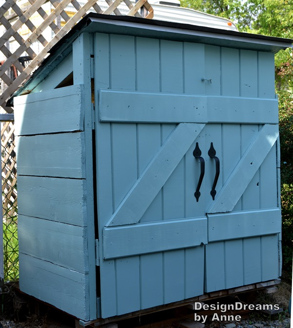 Mini Shed Project