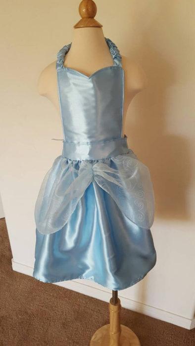 Disney Princess Apron Costume