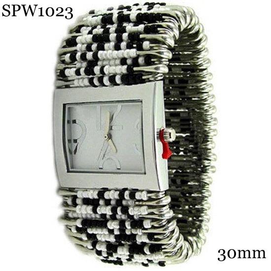 Safety Pin Fashion Watch