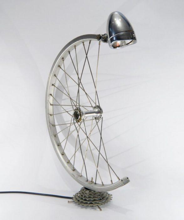 Besospoke Bicycle Desk Lamp