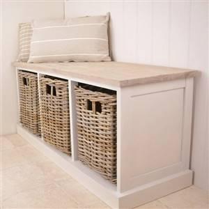 3-basket-storage-bench