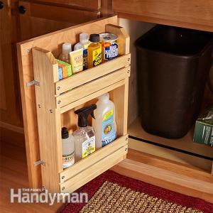 cabinet-door-storage-rack