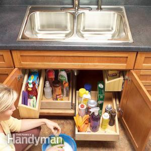 how-to-build-kitchen-sink-storage-trays