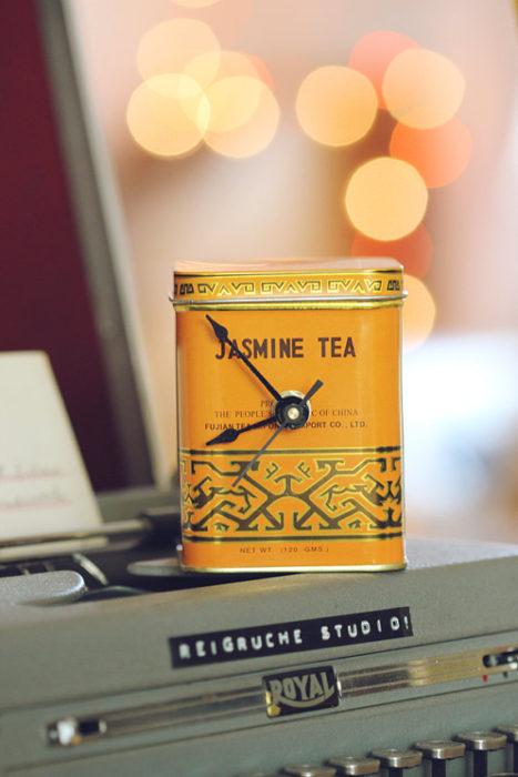 small-mustard-tea-desk-clock