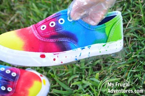 super-easy-rainbow-shoes