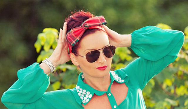 my-new-diy-wire-headband-with-checked-pattern-accessory-diy-tutorial-wire-headband-flexible-hairband