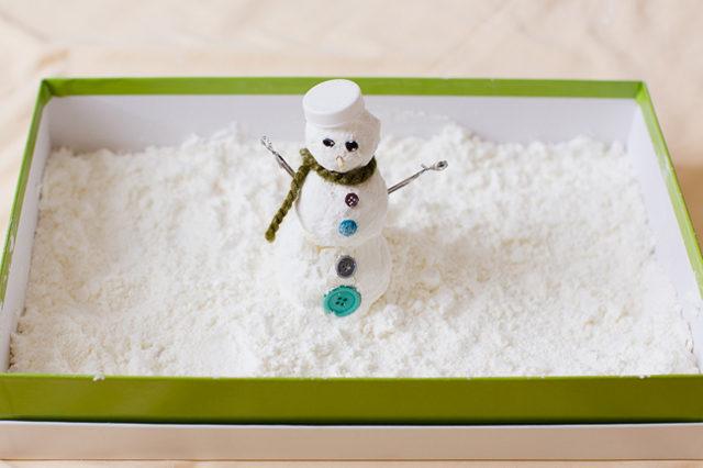 diy-indoor-snowman