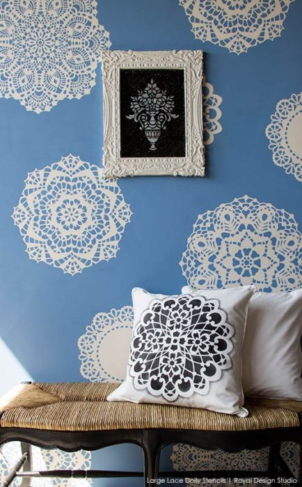 how-to-stencil-a-lace-doiley