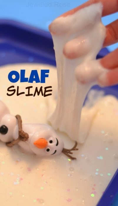 olaf-slime
