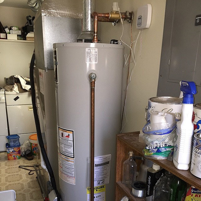 Water Heater Flush in Tomball TX