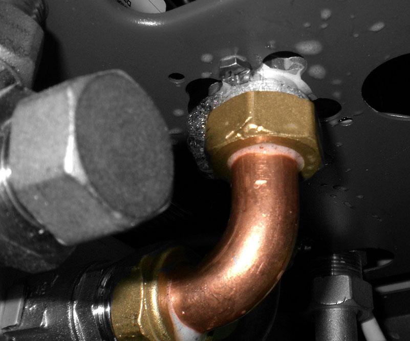 Gas Leak Repair in Spring TX
