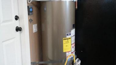 New-Water-Heater-Installation-in-Spring-TX
