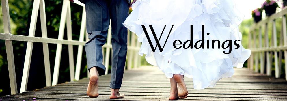 Slide # 1 - Weddings