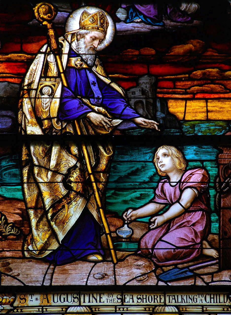 Augustine of Hippo: How to pray amid tribulations, for peace