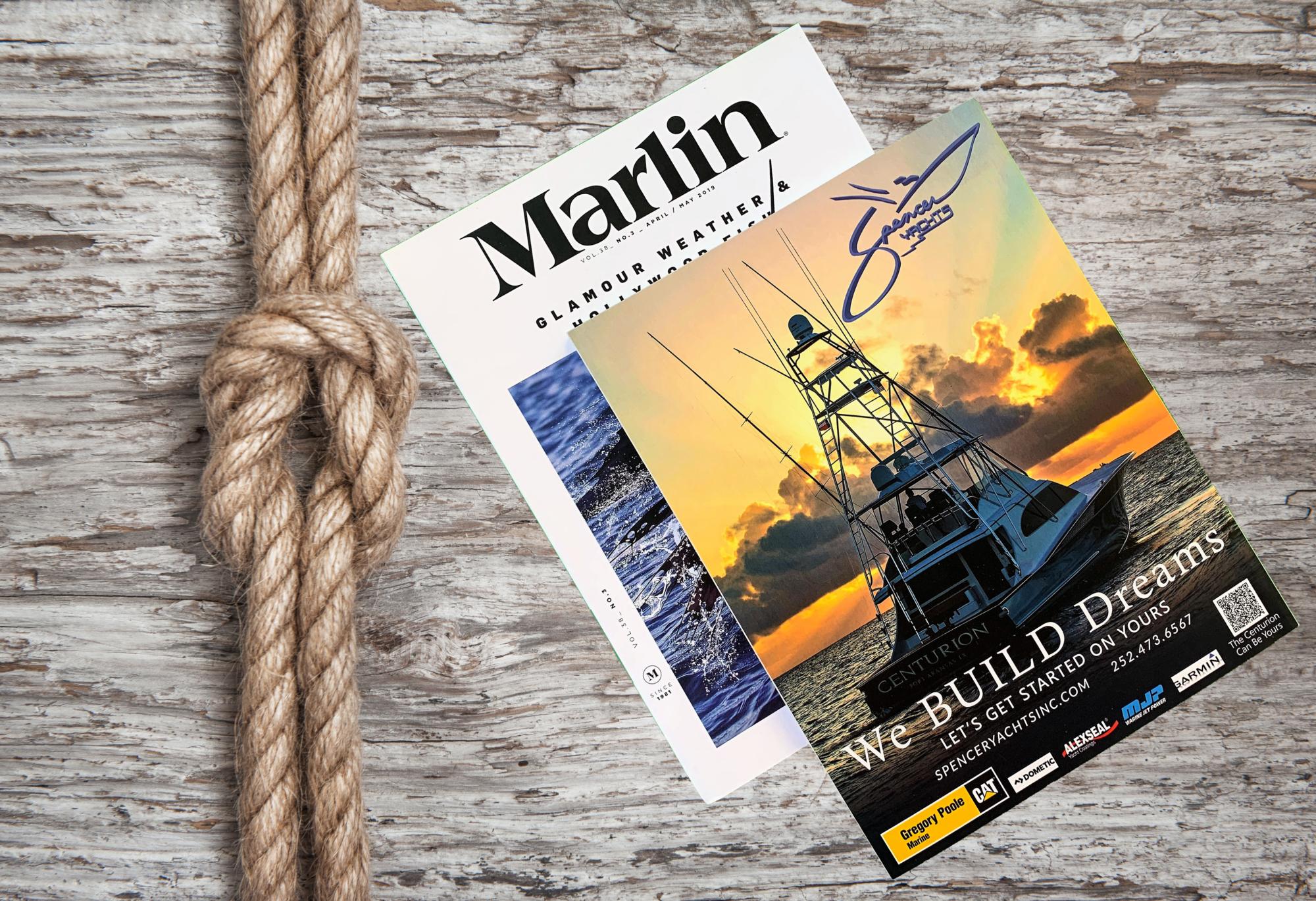Magazine Advertising by Valor Creative Media