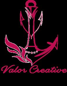 Valor Creative Media Logo