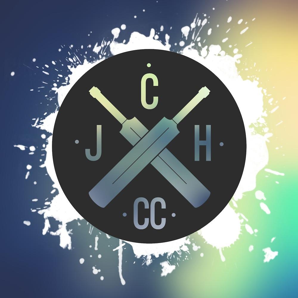 JCH Cricket Poster