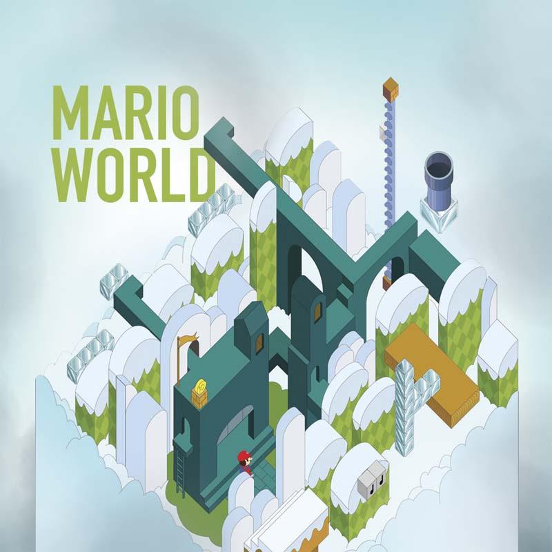 Mario World Assignment