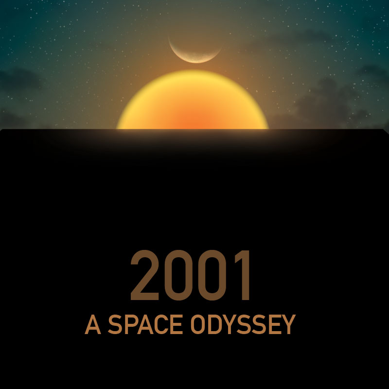 2001 Posters