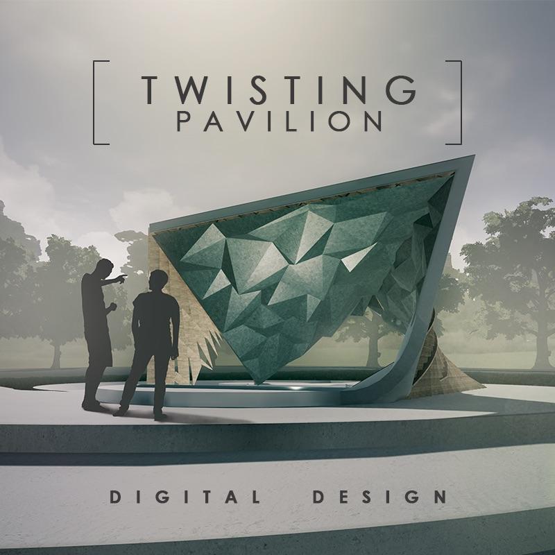 Twisting Pavilion