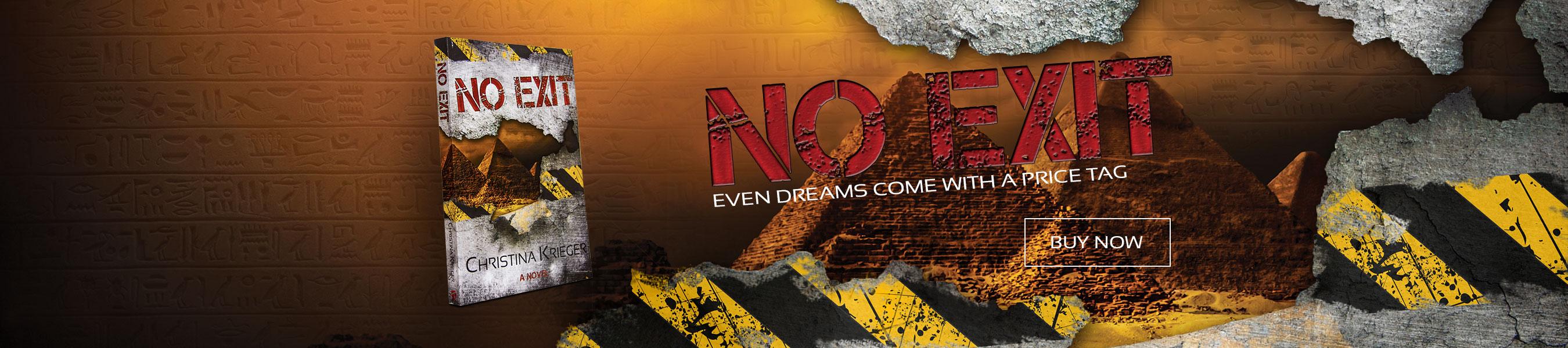 No Exit by Christina Krieger