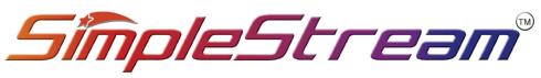Simplestream™ Inc. Logo