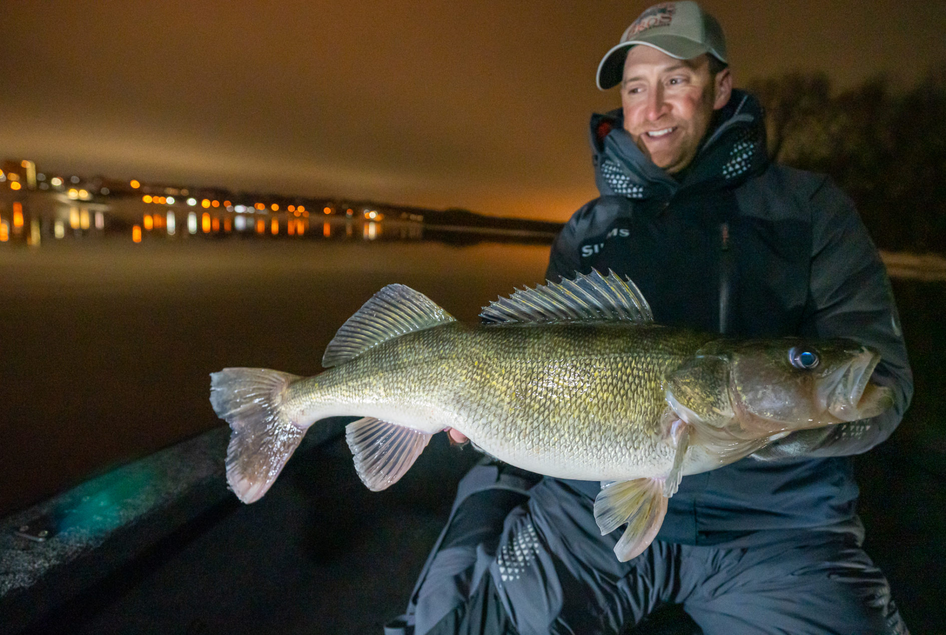 Minnesota perch ice fishing guide
