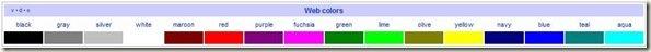 webcolors