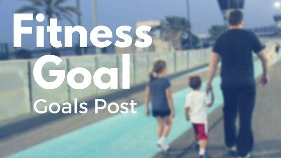 fitness goal post