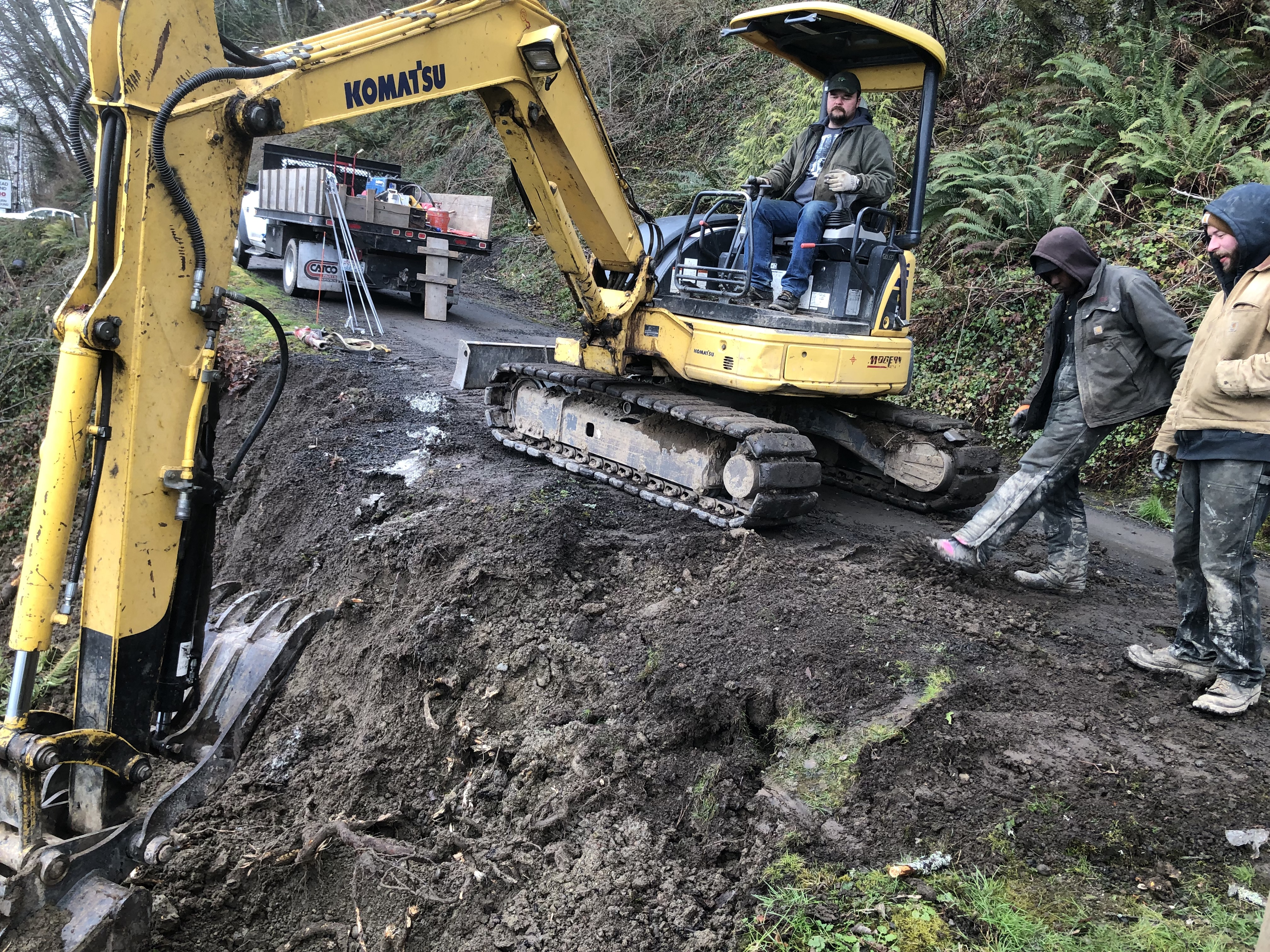 Excavation and Drainage
