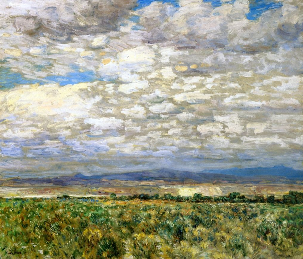 Frederick-Childe-Hassam-xx-On-the-Snake-River-Oregon-xx-Portland-Art-Museum-Oregon
