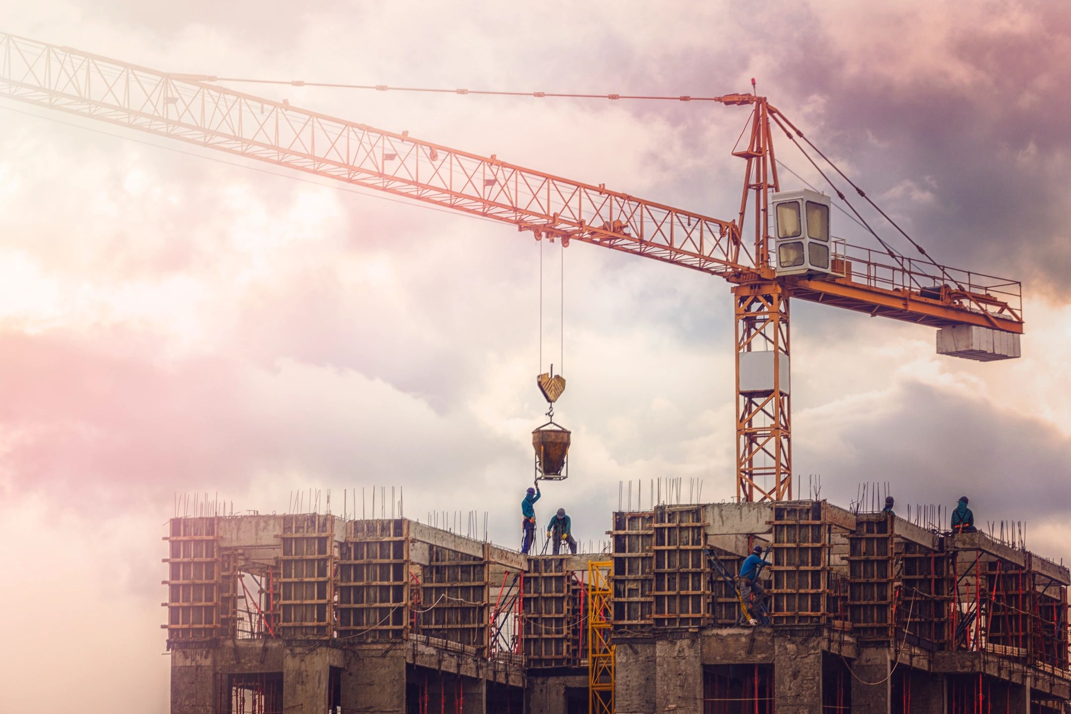 Photography for building developers in Melbourne