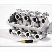 3D Print Engine Bloc