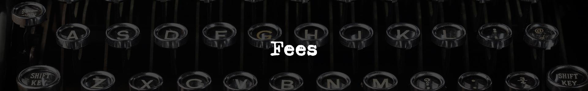 Social Ink Fees