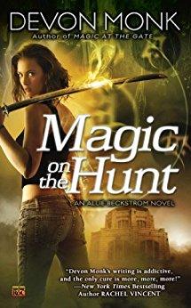 Cover for Book 6 of the Allie Beckstrom Series